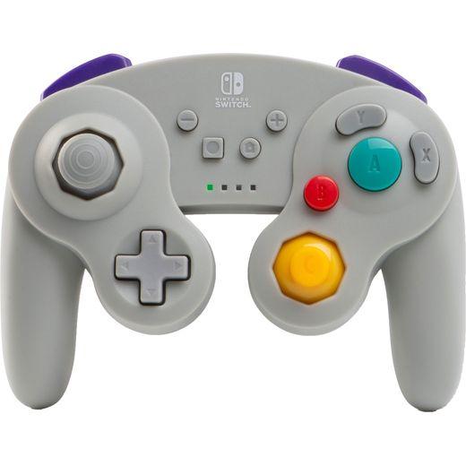 PowerA Wireless - GameCube Style: Grey - Grey