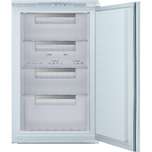 Siemens IQ-300 GI18DASE0 Integrated Upright Freezer with Sliding Door Fixing Kit - E Rated