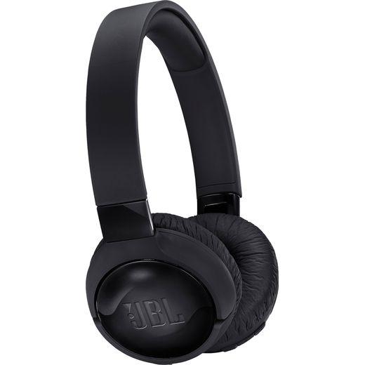 JBL TUNE 600BTNC On-Ear Wireless Bluetooth Headphones - Black