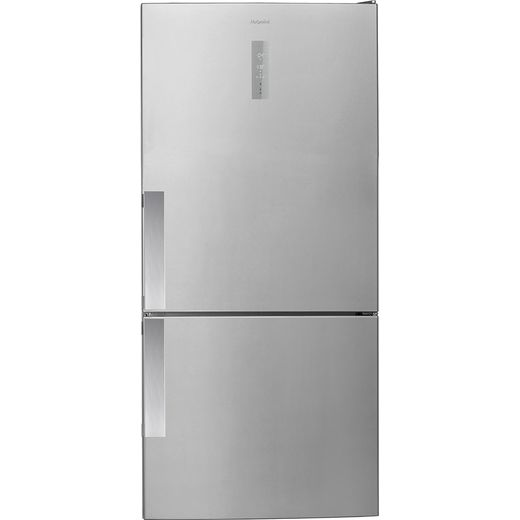 Hotpoint H84BE72XO3UK2 American Fridge Freezer - Stainless Steel Effect - E Rated