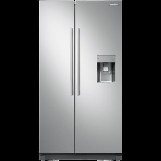 Samsung RS3000 RS52N3313SA American Fridge Freezer - Metal Graphite - F Rated