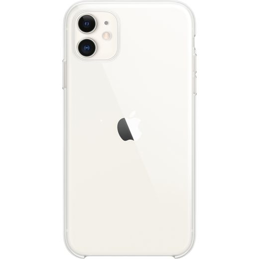 Apple Clear Case for iPhone 11 - Clear