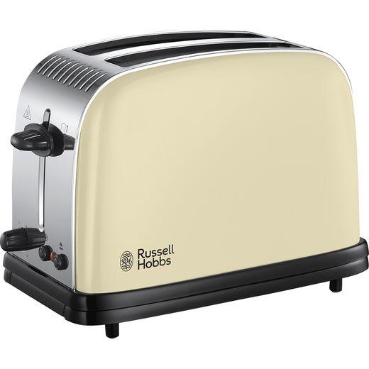 Russell Hobbs 23334 2 Slice Toaster - Cream