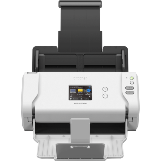 Brother ADS-2700W Scanner - Black / Grey