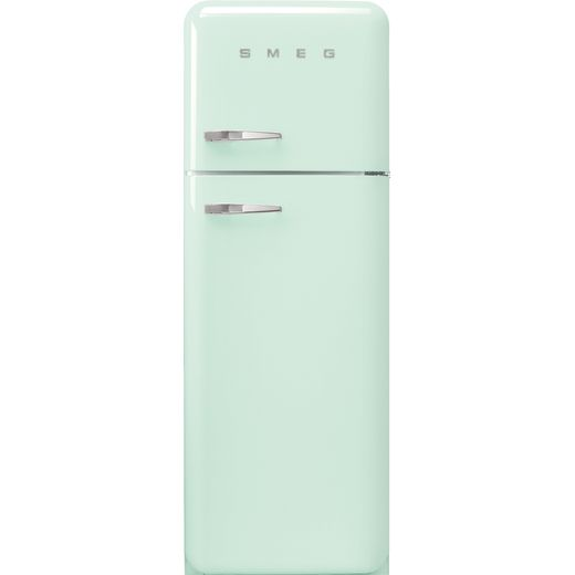 Smeg Right Hand Hinge FAB30RPG5UK 70/30 Fridge Freezer - Pastel Green - D Rated