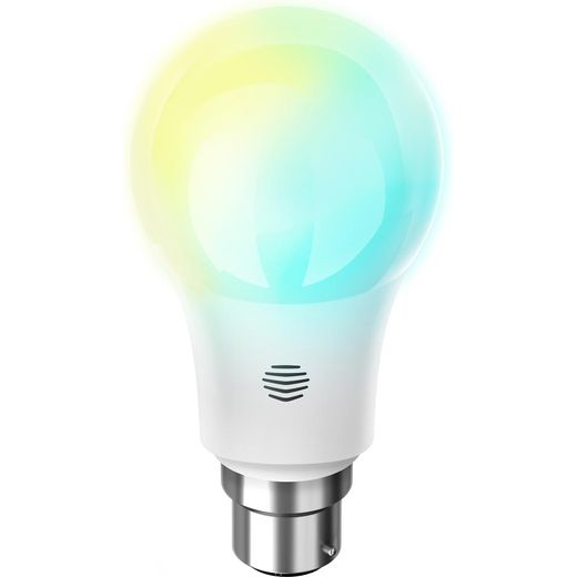 Hive Active Light 9W Cool To Warm White B22 - A+ Rated