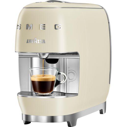 Lavazza 18000463 Pod Coffee Machine - Cream