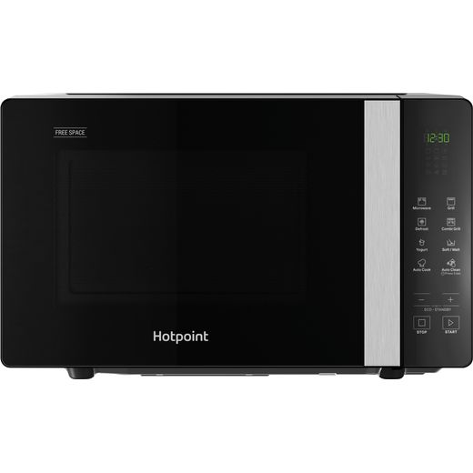 Hotpoint FREE SPACE MWHF203B 20 Litre Microwave With Grill - Black
