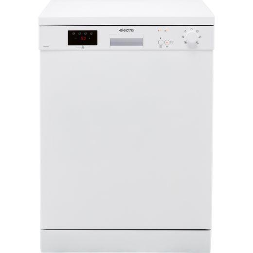 Electra C1860WE Standard Dishwasher - White