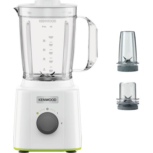 Kenwood Blend X-Tract Fresh BLP31.D0WG 1.6 Litre Blender with 1 Accessories - White