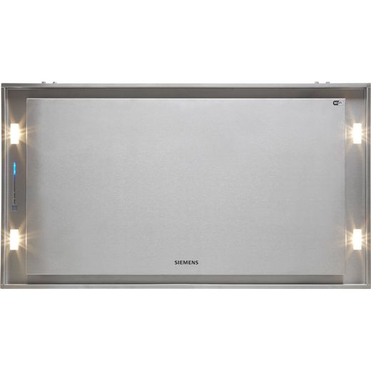 Siemens IQ-500 LR96CAQ50B 90 cm Ceiling Cooker Hood - Stainless Steel - B Rated