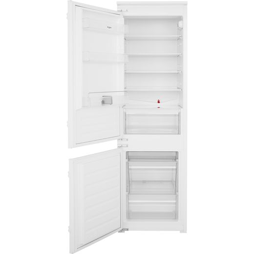 Whirlpool ART6550SF1 Integrated 70/30 Fridge Freezer with Sliding Door Fixing Kit - White - F Rated