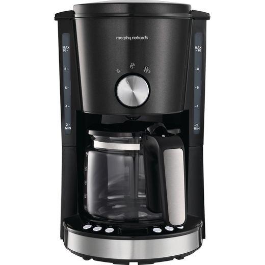 Morphy Richards Evoke 162520 Filter Coffee Machine - Black