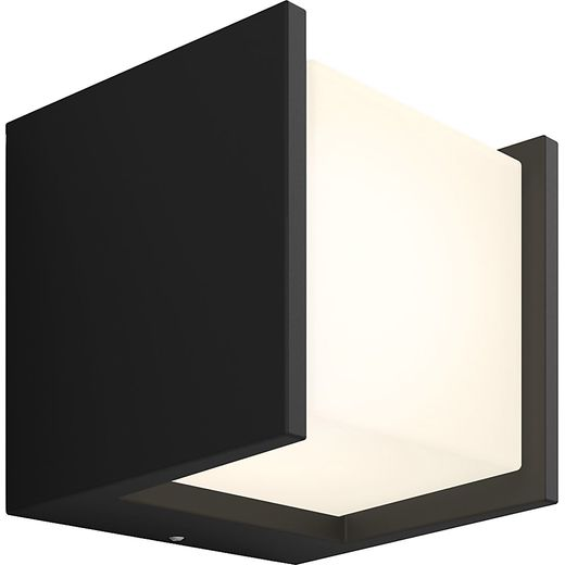 Philips Hue Fuzo Wall Lantern White