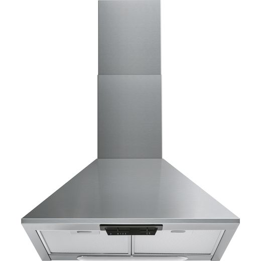 Indesit UHPM6.3FCSX/1 60 cm Chimney Cooker Hood - Stainless Steel - D Rated