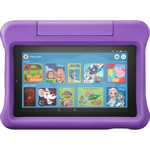 "Amazon Fire Kids Edition 7"" 16GB Wifi Tablet - Purple"