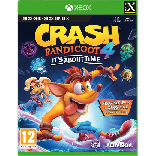 Crash Bandicoot 4: It's About Time for Xbox