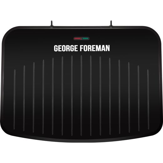 George Foreman Fit Grill - Large 25820 Health Grill - Black