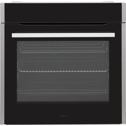 CDA SL400SS Built In Electric Single Oven - Stainless Steel - A+ Rated