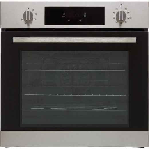 Hoover H-OVEN 300 HOC3BF5558IN Built In Electric Single Oven - Stainless Steel - A Rated