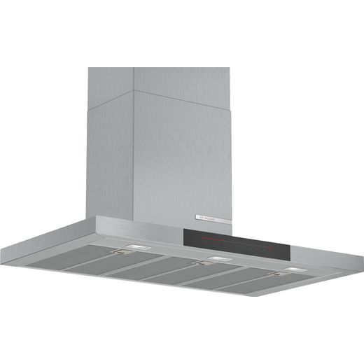 Bosch Serie 6 DWB98JQ50B Chimney Cooker Hood - Stainless Steel - A+ Rated