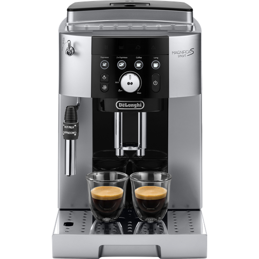 De'Longhi Magnifica ECAM250.23SB Bean to Cup Coffee Machine - Silver / Black