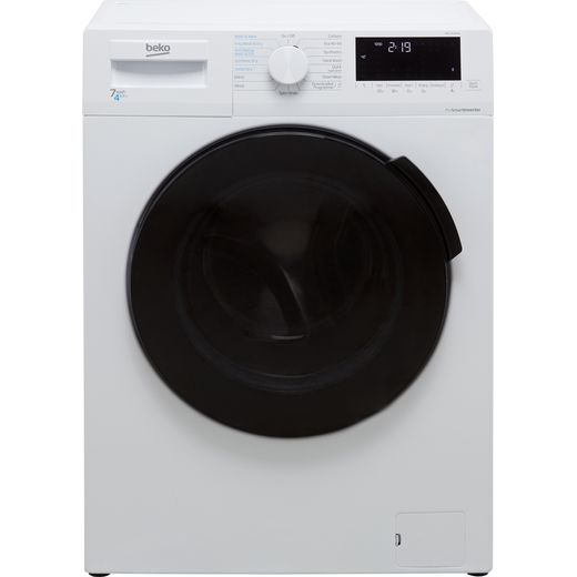 Beko WDL742431W 7Kg / 4Kg Washer Dryer with 1200 rpm - White - E Rated