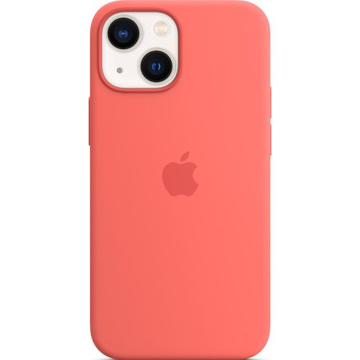 Apple Silicone Case for iPhone 13 Mini - Pink Pomelo