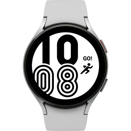 Samsung Galaxy Watch4, GPS + Cellular - 44mm - Silver