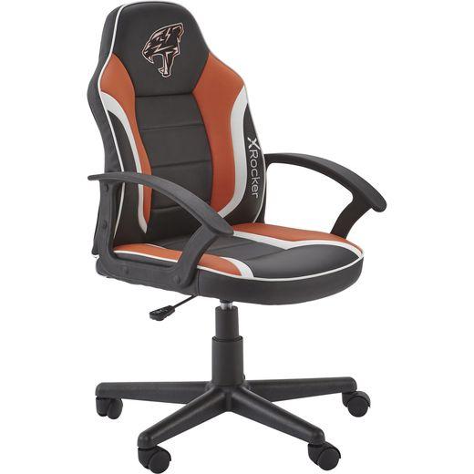 X Rocker Athena Gaming Chair - Black