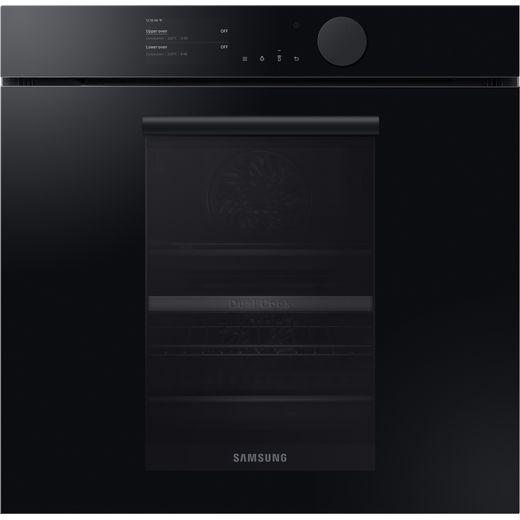 Samsung Infinite NV75T8579RK Built In Electric Single Oven - Onyx Black