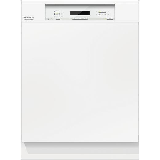 Miele Professional ProfiLine PG8130 Standard Dishwasher - White