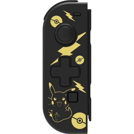 Hori D-Pad Gaming Controller For Nintendo Switch - Black / Gold