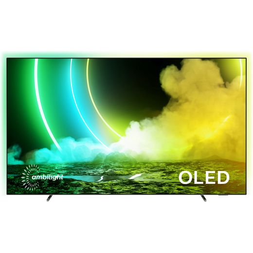 """Philips 55OLED705 55"""" Smart Ambilight 4K Ultra HD Android OLED TV"""