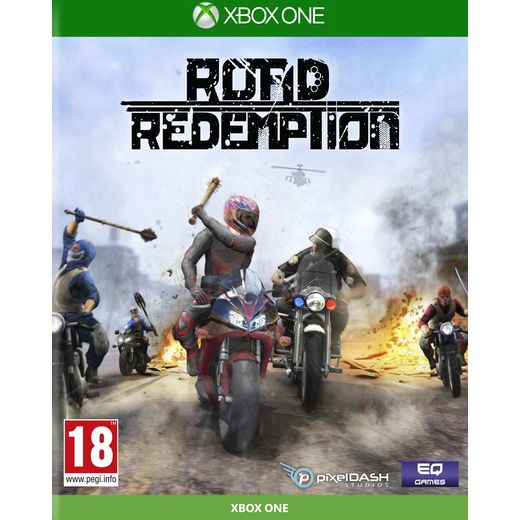 Road Redemption for Xbox One