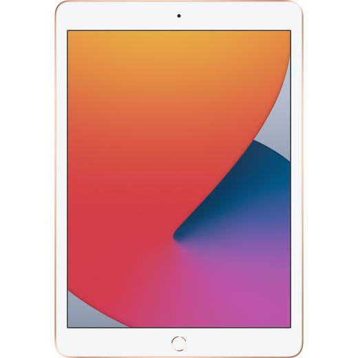 """Apple iPad 10.2"""" 128GB WiFi [2020] - Gold"""