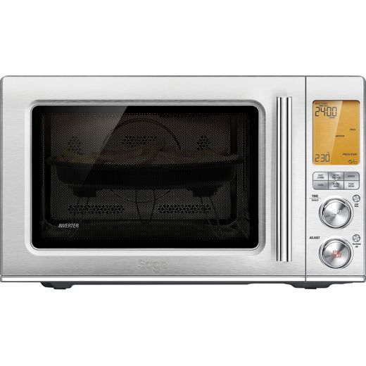 Sage The Combi Wave™ 3 in 1 SMO870BSS4GEU1 32 Litre Combination microwave - Stainless Steel