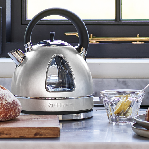 Cuisinart Style Collection CTK17SU Kettle - Pearl Grey