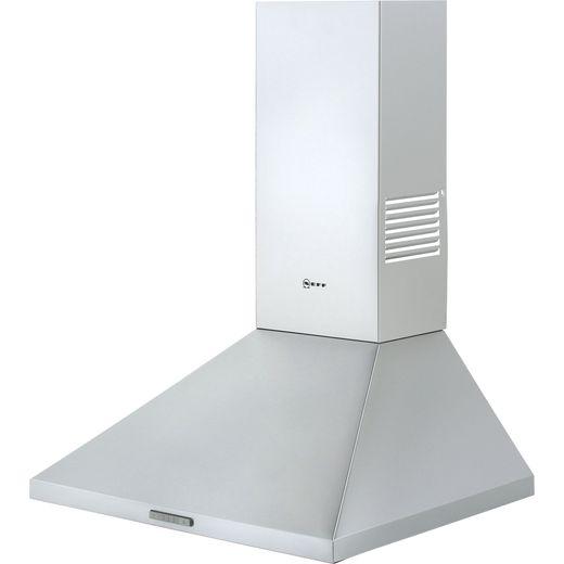 NEFF N30 D62PBC0N0B 60 cm Chimney Cooker Hood - Stainless Steel - D Rated