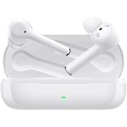 HUAWEI FreeBuds 3i Bluetooth In-Ear Headphones - Yes Charging Case - White