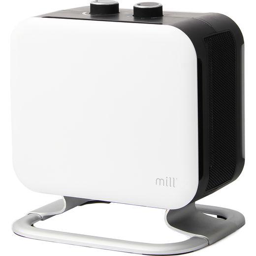 Mill Heat CUS1800MECWA 99480 Fan Heater 1800W - White