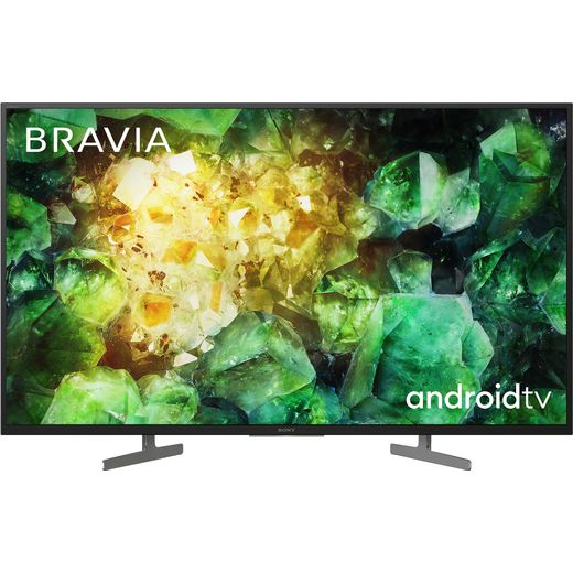 """Sony Bravia KD49XH8196BU 49"""" Smart 4K Ultra HD Android TV With X1 Processor, X-Reality Pro and Dolby Vision"""