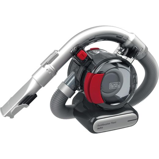 Black + Decker 12DC Dustbuster Autovac Flexi PD1200AV-XJ Handheld Vacuum Cleaner