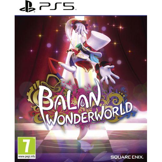 Balan Wonderworld for PlayStation 5 .