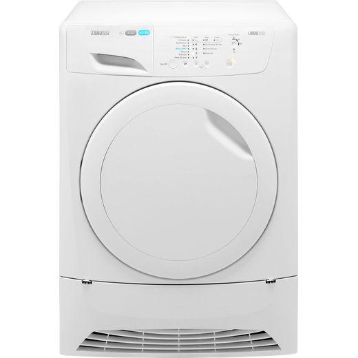 Zanussi Lindo300 ZDC8202PZ 8Kg Condenser Tumble Dryer - White