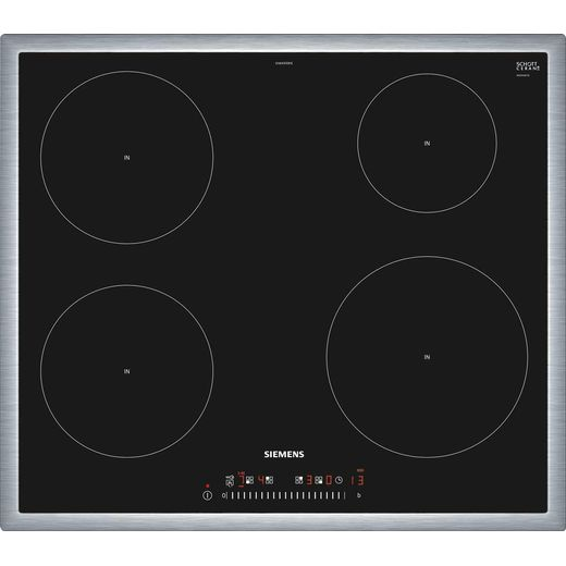 Siemens IQ-100 EH645FEB1E 58cm Induction Hob - Black