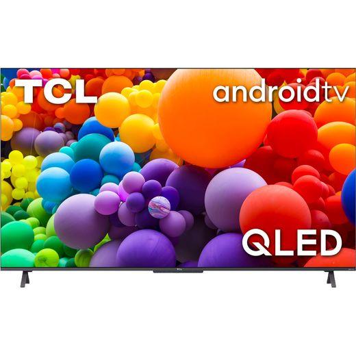 "TCL QLED 43C725K 43"" Smart 4K Ultra HD TV"