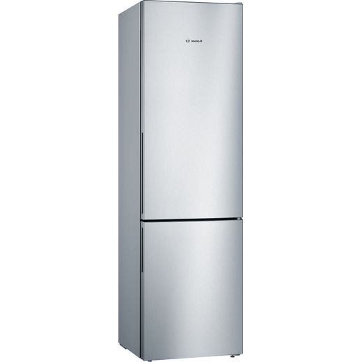 Bosch Serie 4 KGV39VLEAG Fridge Freezer - Stainless Steel