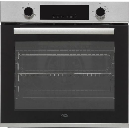 Beko AeroPerfect™ BBRIF22300X Built In Electric Single Oven - Stainless Steel - A Rated