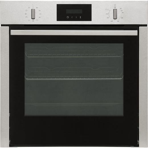 NEFF N50 Slide&Hide® B6CCG7AN0B Built In Electric Single Oven - Stainless Steel - A Rated